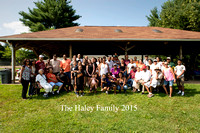 Haley family Reunion 2015